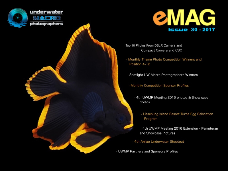 Underwater Macro Photographers Magazine